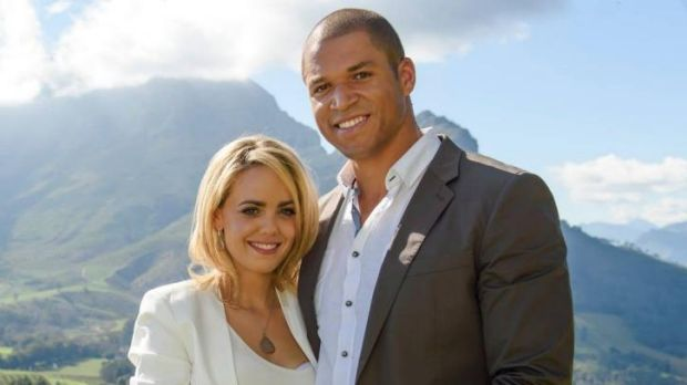 Blake Garvey and Louise Pillidge are reportedly dating.