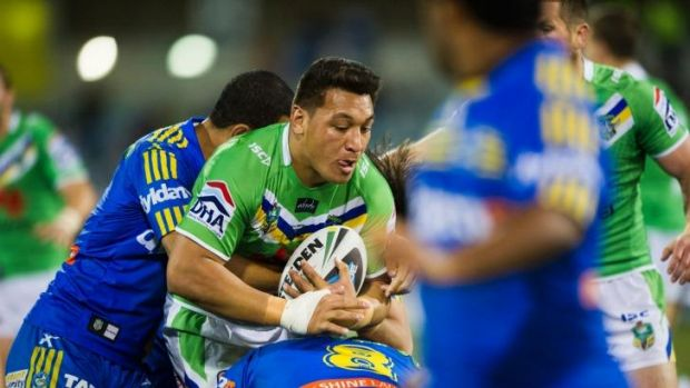 Josh Papalii wants the option to play for Samoa if snubbed by Australia.