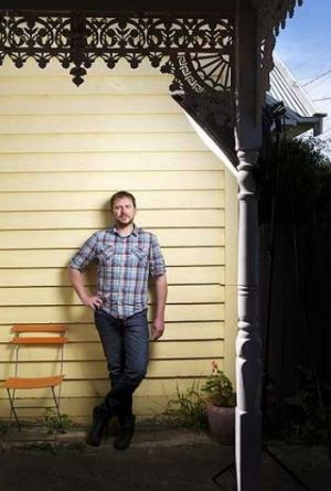 Hugh Martin: 'I was like a child in a lolly shop'.