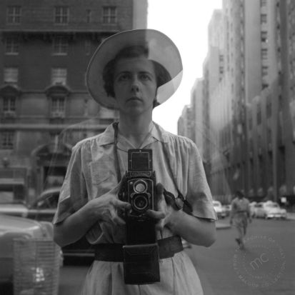 Vivian Maier self portrait. A highly anticipated documentary charting the life of acclaimed 20th century photographer, ...