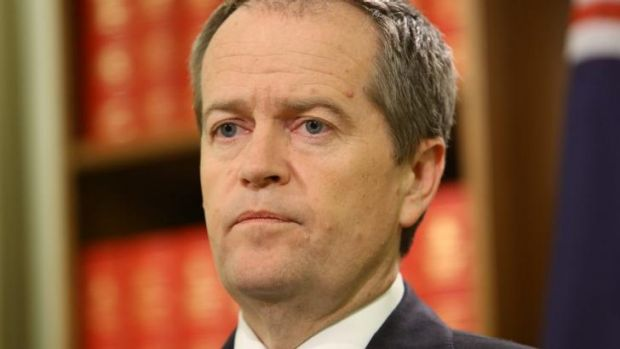 """""""I'm determined to strengthen Labor's relationships with business, particularly small business"""": Bill Shorten."""