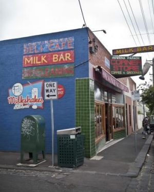 Death of the milk bar? Supermarkets are looking to buy into the corner store market.
