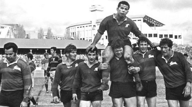 """I did it and I was probably stupid but I did it because it was a grand final"": Former Rabbitohs captain and 1970 grand ..."