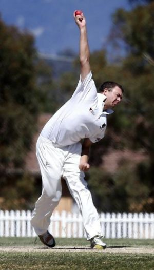 Ethan Bartlett will play for the ACT Comets in the Sydney T20 competition on Sunday.