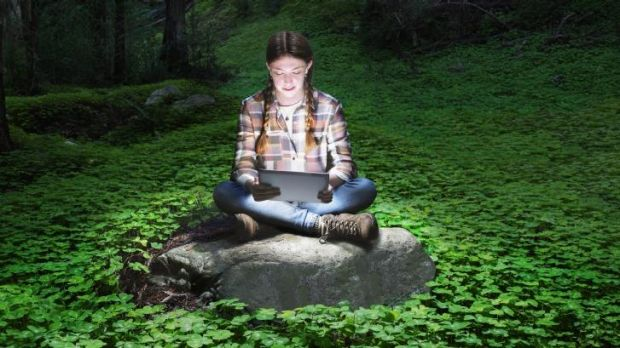 Is the art of solitude being lost in the information age?