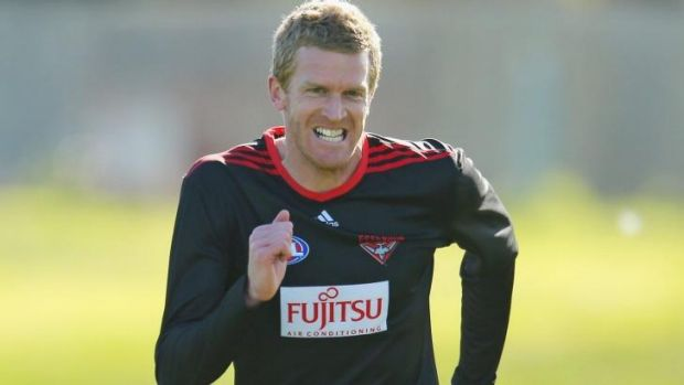 Dustin Fletcher will begin 2015 on 393 games, with only Michael Tuck (426) and Kevin Bartlett (403) ahead of him on the ...