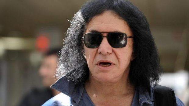 Gene Simmons, of Kiss, says his talent show <i>Coliseum</i> will 'open the trap doors of life and get tough'.