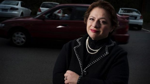 Former Indi MP Sophia Mirabella could be gearing up to re-contest the seat at the next election.