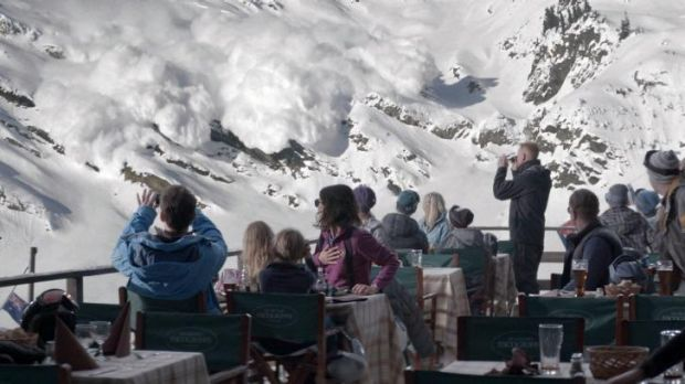 The superb digital effects used for an avalanche scene serve the film instead of overwhelming it.