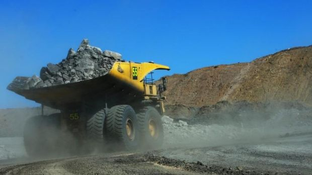 Mr Abbott said his government had affirmed its faith in the coal industry by abolishing the carbon and mining taxes.