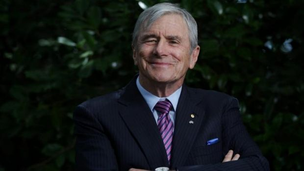 Market leader: Follow Kerry Stokes's lead and ride out the volatility.