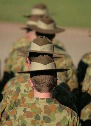 "Defence personnel say the government's  pay offer is ""an outrage""."