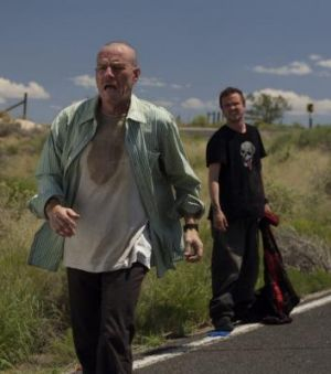 Walter White and Jesse Pinkman show in <i>Breaking Bad</i> that crime doesn't really pay.