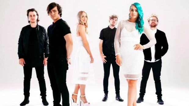 Emerging Brisbane pop act Sheppard will play its first Bluesfest in 2015 at Byron Bay.