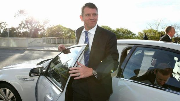 NSW Premier Mike Baird wants to change political donations laws.
