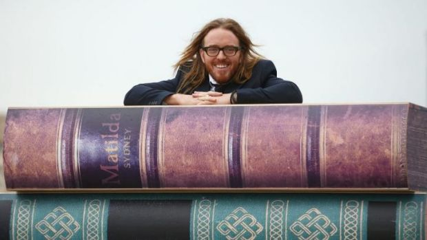 Self-deprecating: Comedian, composer, actor and musician Tim Minchin is proud to be contributing to the Australian ...
