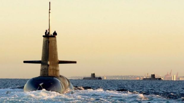 There is debate over where the submarines that replace the Collins-class should come from.