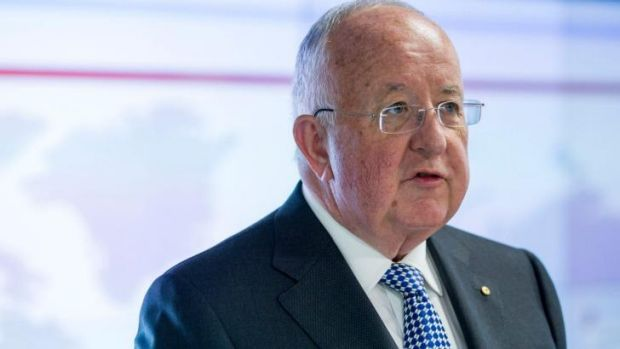 """It's a great story, no matter how you tell it,"" Sam Walsh said, playing down the impact of weak iron ore prices on ..."