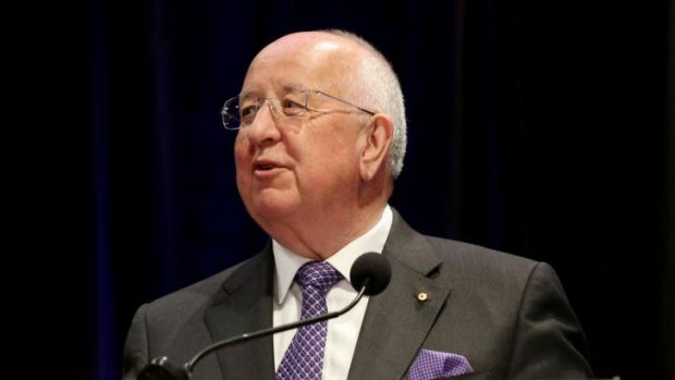 """We shouldn't panic when there is a blip in iron ore pricing"": Rio Tinto CEO Sam Walsh."