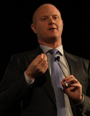 Ian Narev: Bank's capital levels are 'sufficient'.