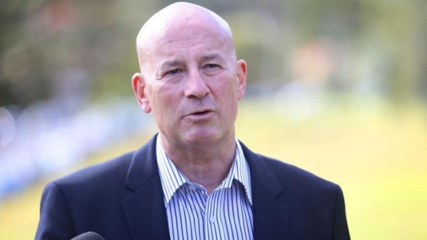 Opposition leader John Robertson, together with NSW Premier Mike Baird, has thrown his support behind the bill.