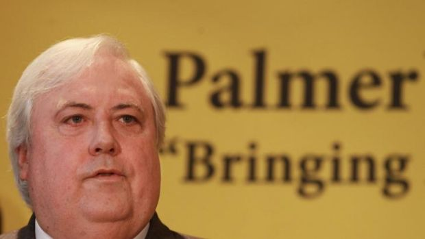 Clive Palmer's political party is now dead in Queensland, according to  MP Alex Douglas.