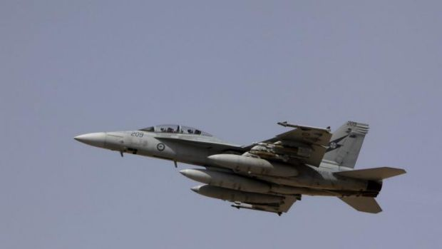 The RAAF Super Hornets have now flown 43 combat missions.