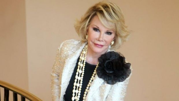 """""""Predictable complications"""": Comedian Joan Rivers died from low blood oxygen during a medical procedure."""