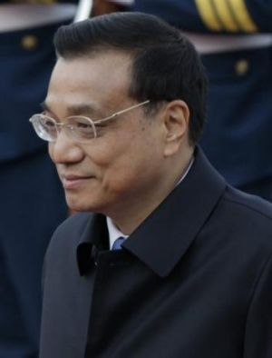 """We will resolutely declare war against pollution"": Li Keqiang, Chinese Premier."