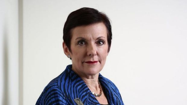 New Australian Chamber of Commerce and Industry chief executive Kate Carnell.
