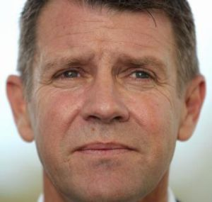 Mike Baird needs to restore the public's faith in the system as we approach the election in March next year.