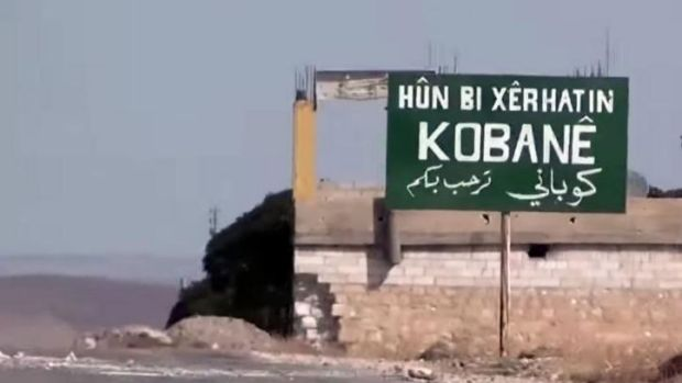 Kobane: A city still under siege.