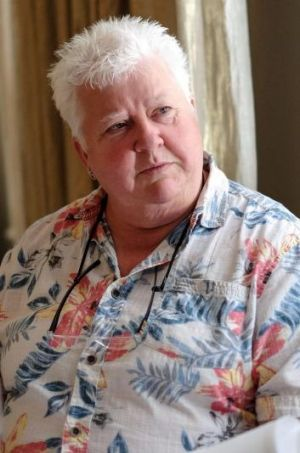 Scottish crime writer Val McDermid discusses her work at the Stokehouse in Melbourne.