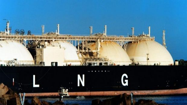 Weaker oil prices could spell trouble for the industry as LNG exports are linked to the oil price.