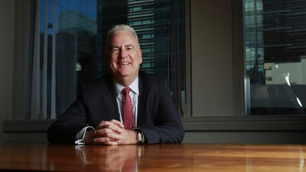 Transfield chief executive Graeme Hunt. The company will give its Spanish suitors access to its books as part of ...