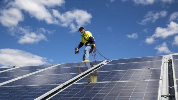 Solar panels retain their appeal - for now.