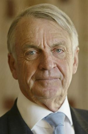 Ken Allen: Liberal donor and friend of John Howard, is an EIAP member and former consul-general to New York.