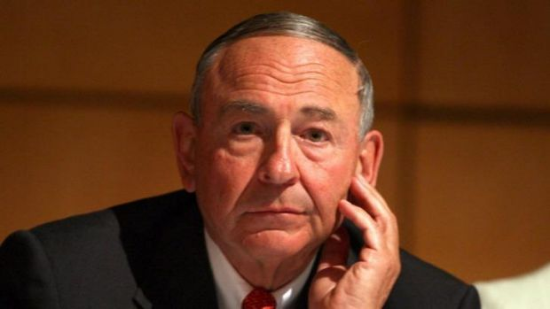 Maurice Newman: former head of ASX and friend of John Howard. Appointed to the SCG Trust.
