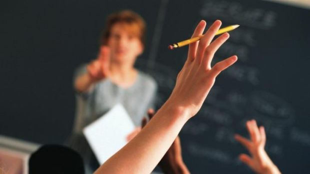 Up to 3600 people in Australia on 457 visas could be working as teachers.