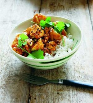 Spice up: Fish curry is flavoursome and quick to prepare.