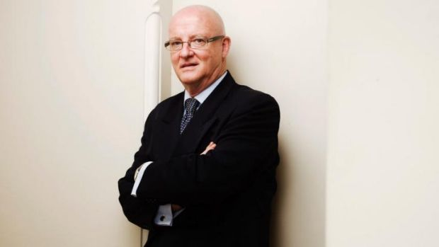 Court action: Professor Barry Spurr says the emails were part of a 'linguistic game'.