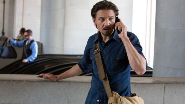 Truth and lies: Jeremy Renner stars in <i>Kill the Messenger</i>.
