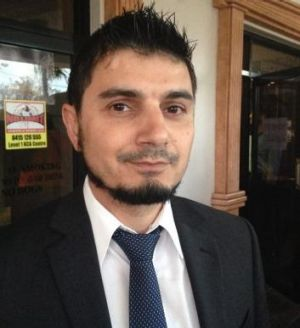 Controversial views: Wassim Doureihi, of radical Islamic group Hizb ut-Tahrir, attracted national attention when he ...