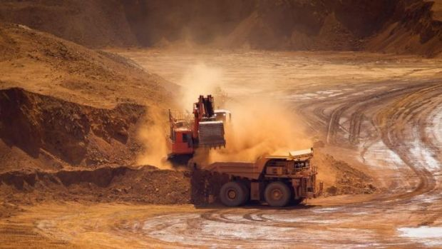 Overly optimistic: The Commonwealth Bank's Tim Rocks says the mining sector needed to adjust forecasts.