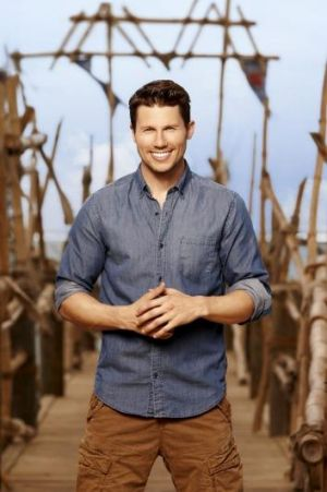 Adventure: Jason Dundas is fronting Seven's new show.