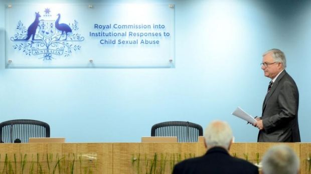 The Royal Commission into Institutional Responses to Child Sexual Abuse has been told that NSW government lawyers ...