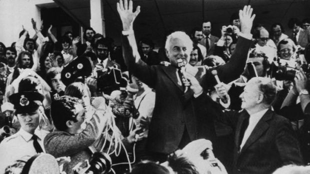 """I hope Whitlam's biggest legacy to us in 2014 is to reawaken awareness of the 'vision splendid' as more than a cliched ..."