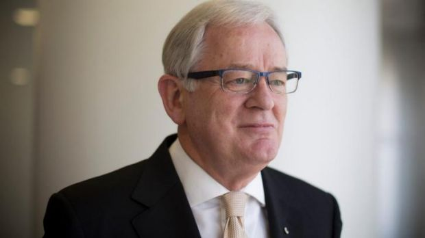 Under fire: Andrew Robb.
