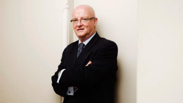 Collateral damage: Professor Barry Spurr says publishing the emails is part of a political campaign.