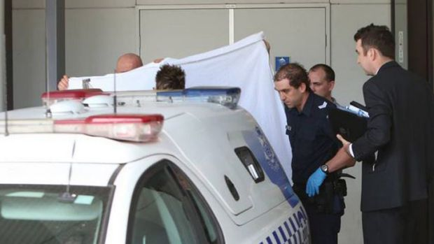 The arrested man was treated at Bendgio Health hospital on Thursday morning.